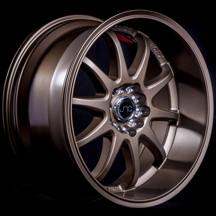 JNC019 Matte Bronze - JNC Wheels