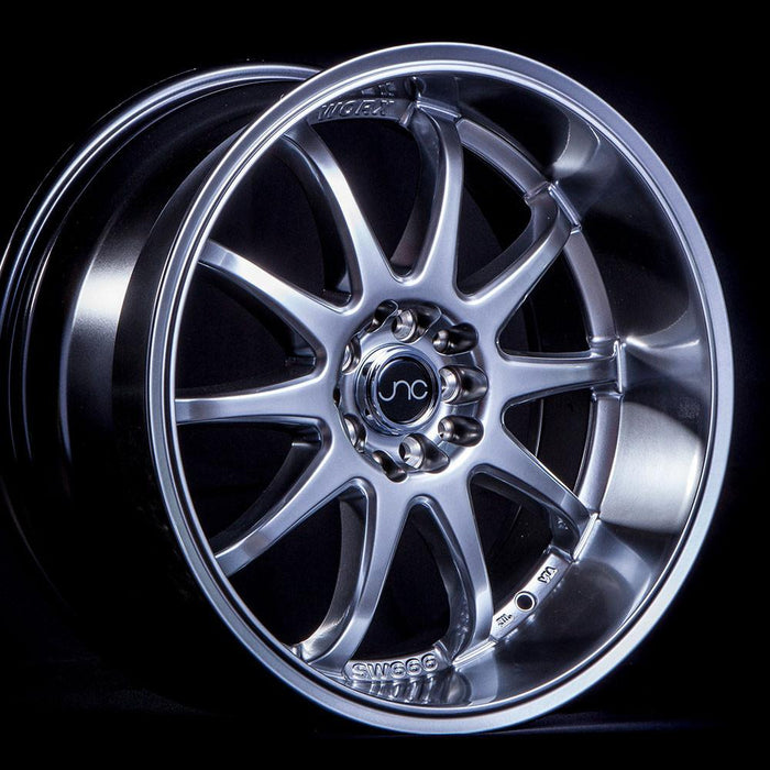 JNC019 Hyper Black - JNC Wheels