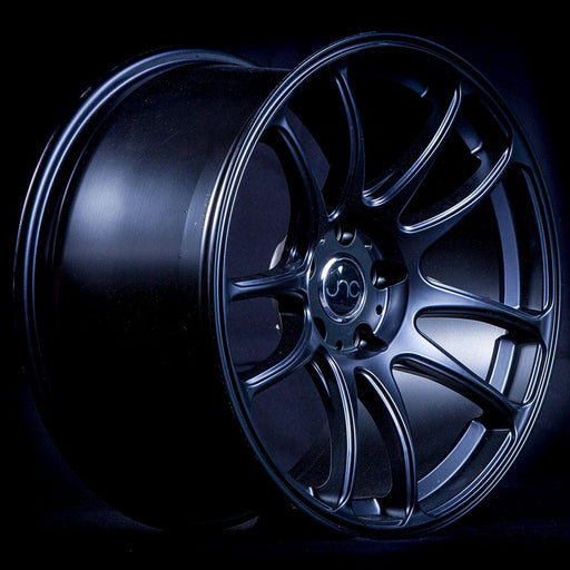 JNC030 Matte Black - JNC Wheels