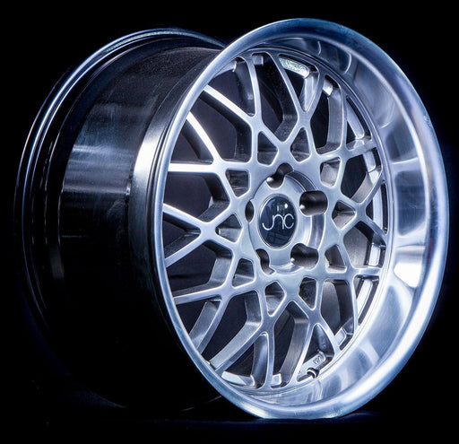 JNC016 Hyper Black Machined Lip - JNC Wheels