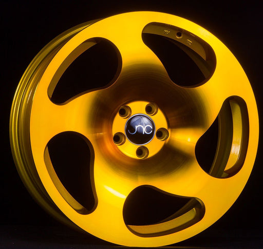 JNC036 Transparent Gold - JNC Wheels