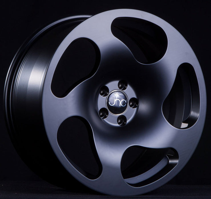 JNC036 Matte Black - JNC Wheels