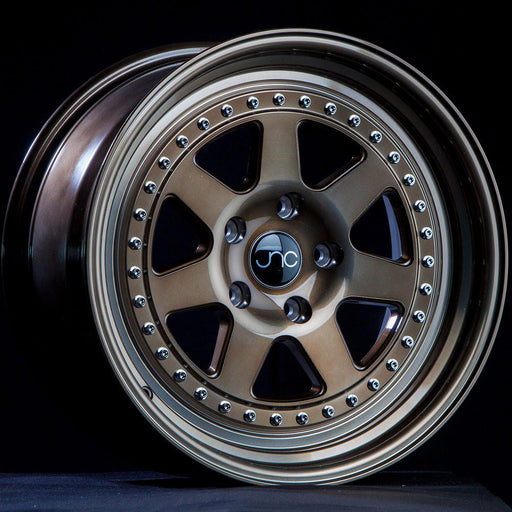 JNC048 TRANSPARENT BRONZE - JNC Wheels