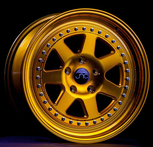 JNC048 TRANSPARENT GOLD - JNC Wheels