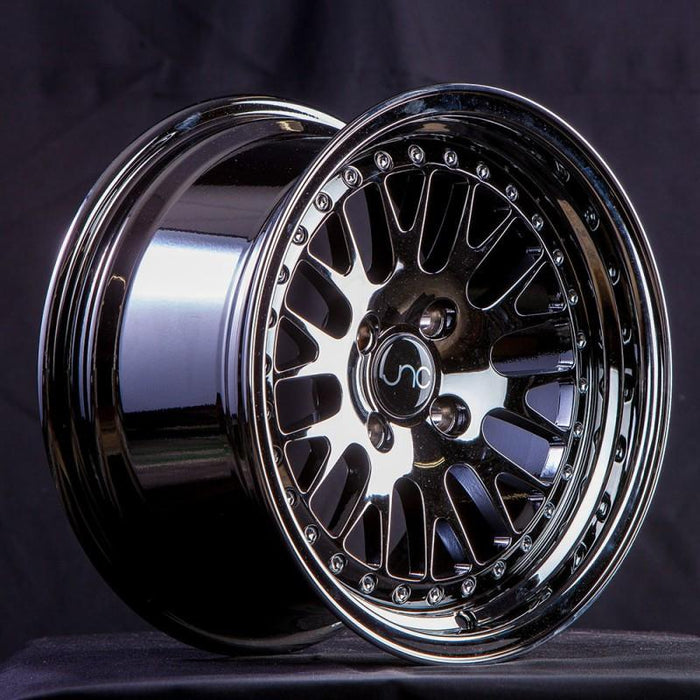 JNC001 Platinum - JNC Wheels