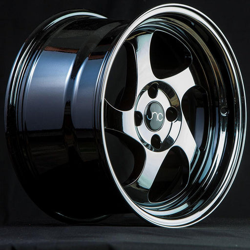 JNC034 Black Chrome - JNC Wheels