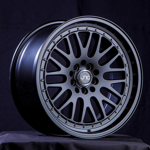 JNC001 Matte Black - JNC Wheels