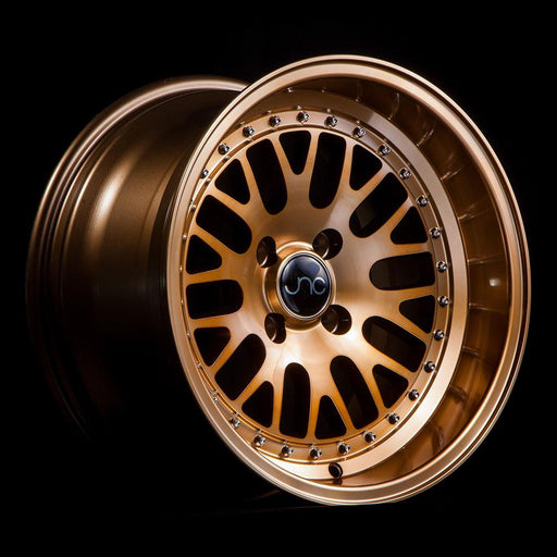 JNC001 Transparent Bronze - JNC Wheels
