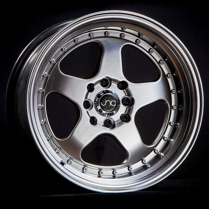 JNC010 Hyper Black - JNC Wheels