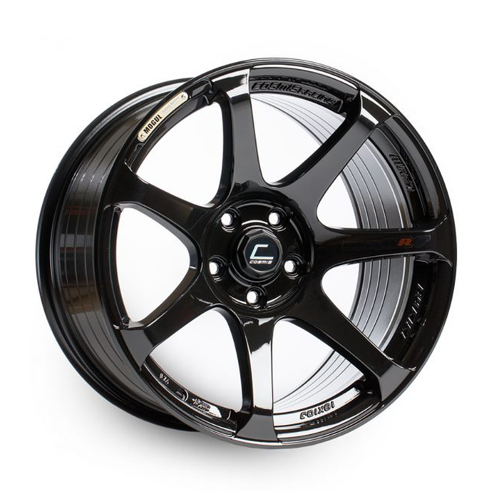 MR7 Black Wheel 18x9 +25mm 5x114.3