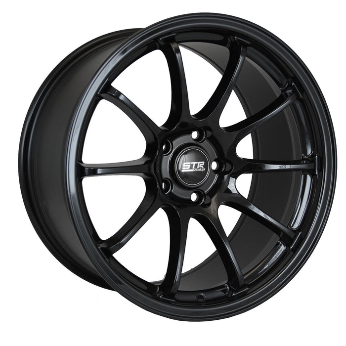 STR 901 Gloss Black (FORGED WHEEL)