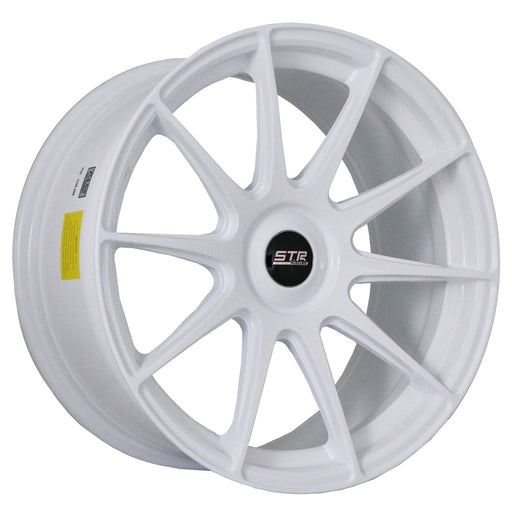 STR 902 Gloss White (FORGED WHEEL)