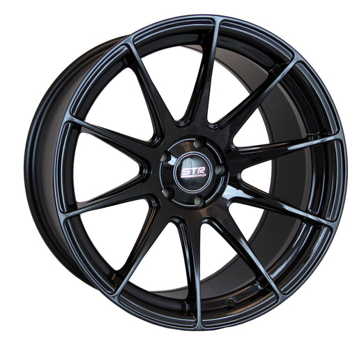 STR 902 Gloss Black (FORGED WHEEL)