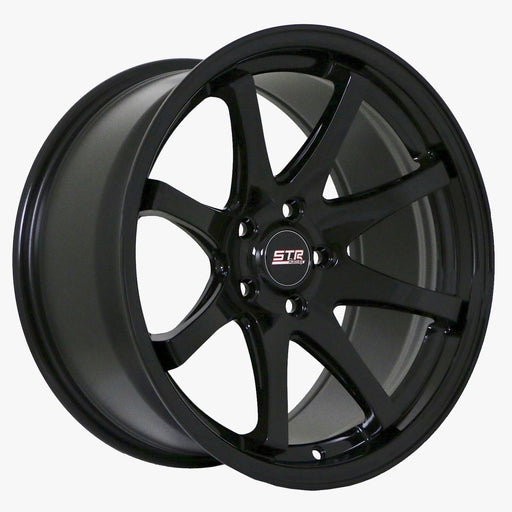 STR 903 Gloss Black (FORGED WHEEL)