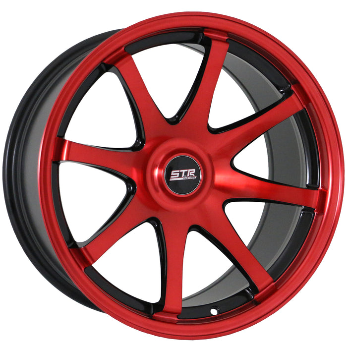 STR 903 Magic Red (FORGED WHEEL)
