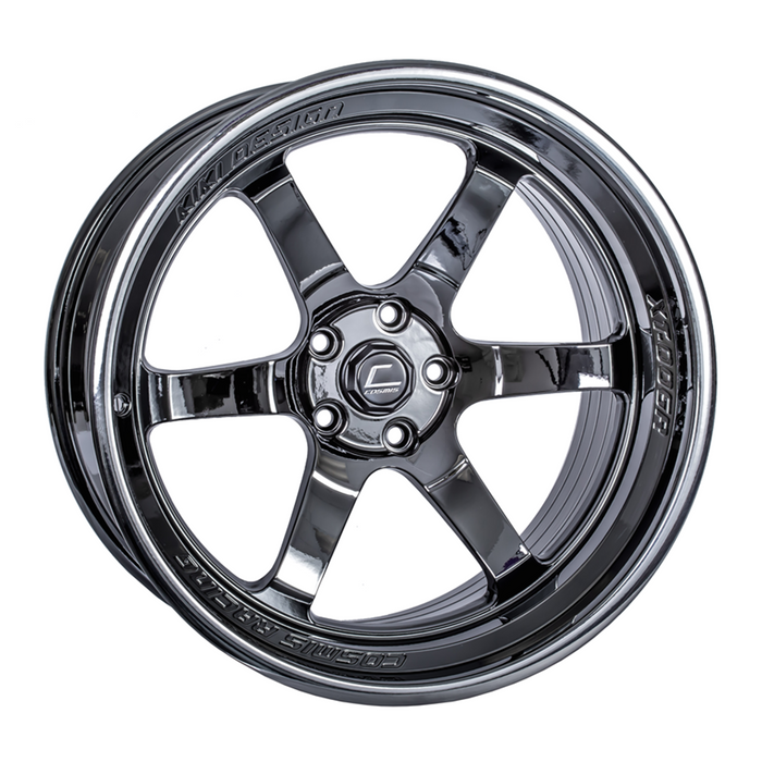 XT-006R Black Chrome Wheel 20x11 +5mm 5x120