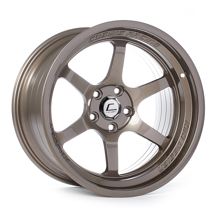 XT-006R Bronze Wheel 18x9.5 +10mm 5x114.3