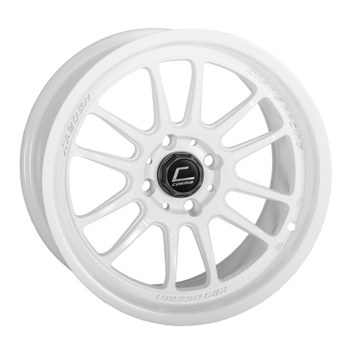XT-206R White Wheel 15x8 +30mm 4x100