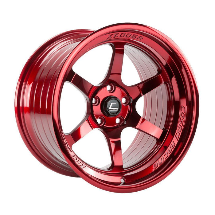 XT-006R Hyper Red Wheel 18x9 +30mm 5X114.3