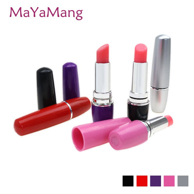 Discreet Mini Vibrating Lipstick