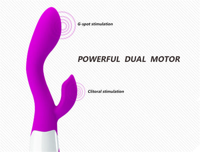 Popular Pleasures Dual Power Vibrator