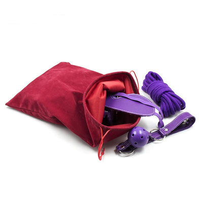 Large Silk Sex Toy Bag