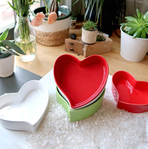 Heart Bowl Bundle ❤ 5 Bowls