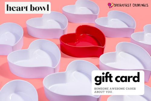 Heart Bowl Gift Card
