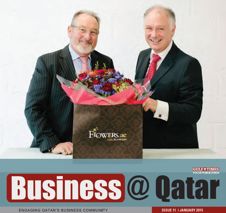 START SMALL, THINK BIG. Flowers.ae discovers the secrets of achieving business success in the Gulf region