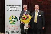 Ireland's No.1 launch in Dubai with their aim firmly set on taking over the UAE market.