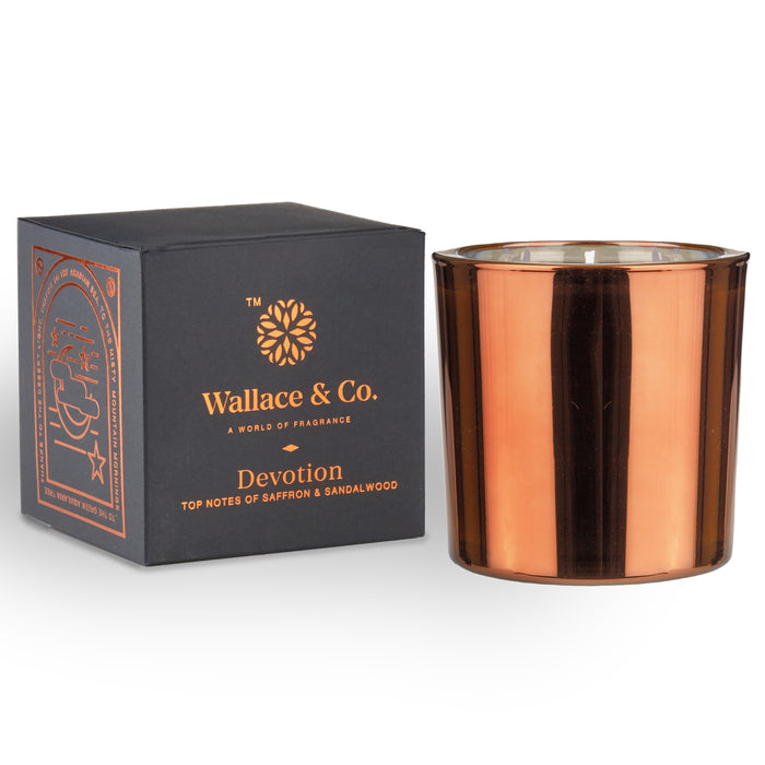 Wallace & Co. Devotion Cooper Candle