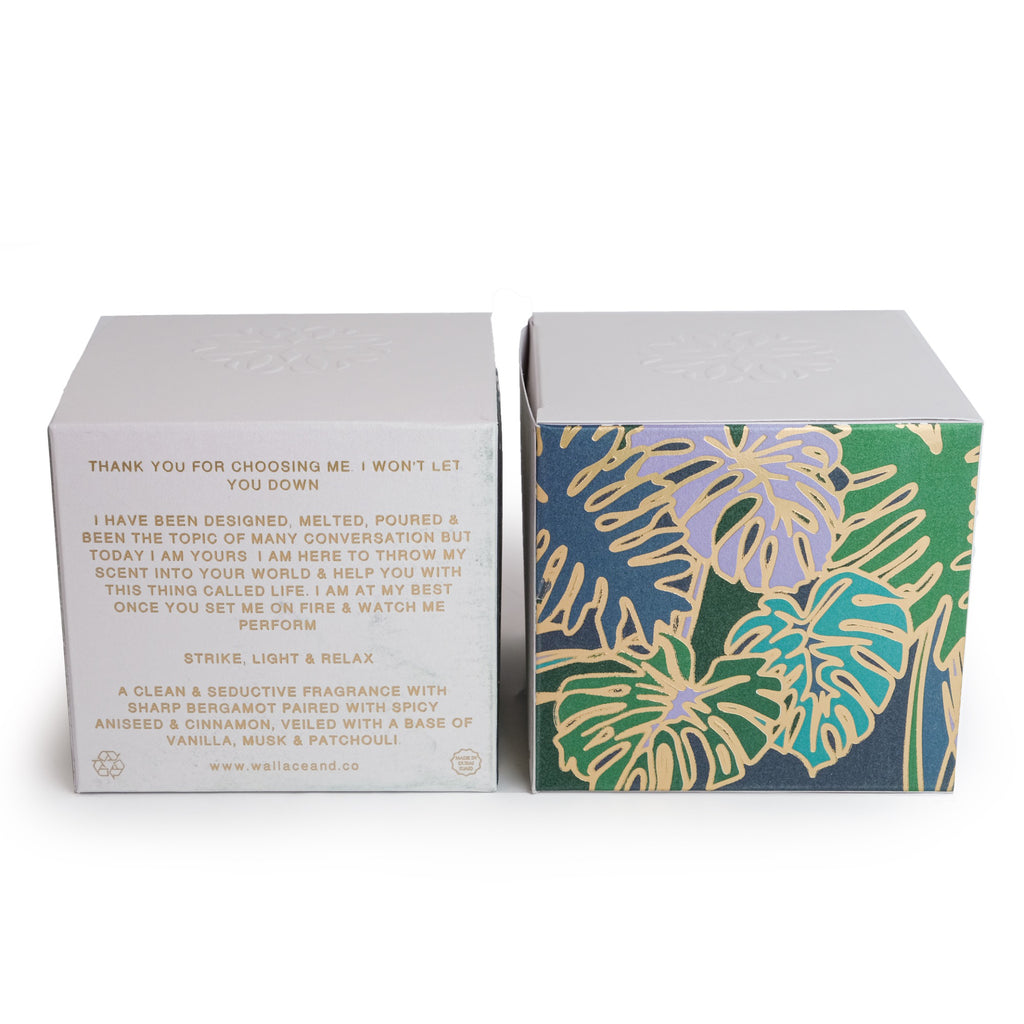 Eden Vetiver & Cedar Fragrant Candle