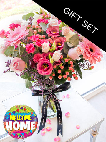 Florence in a Vase (Welcome Home Gift Set)
