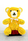 Rose Bear Arrangement 90cm tall