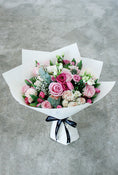 Sweet Garden Hand-tied (Congratulations Gift Set)