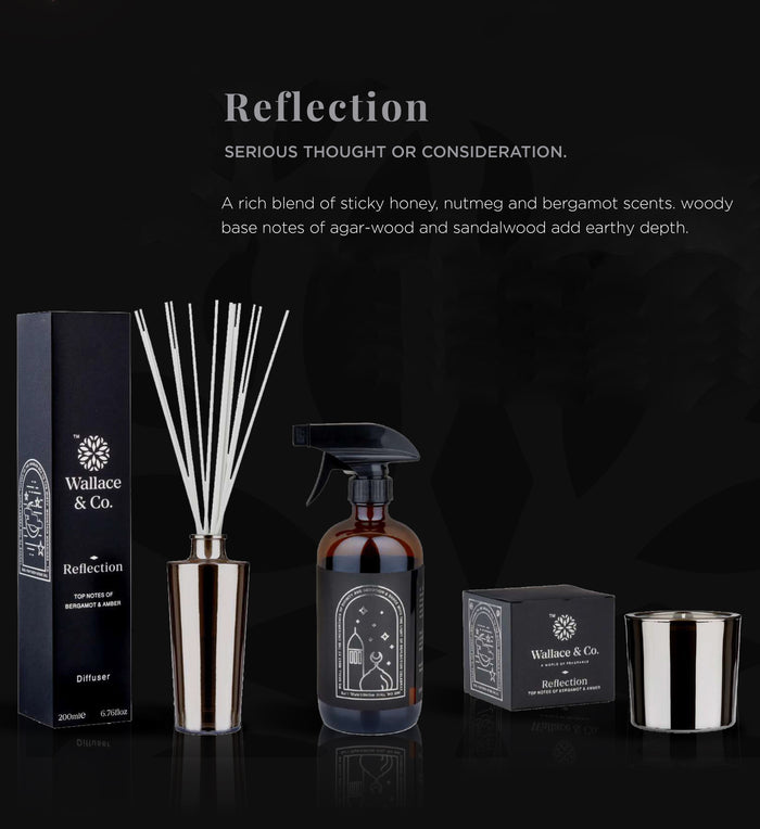 Wallace & Co. Reflection Silver Set