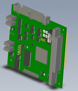 3D STEP Models Now Available For our PC/104 Modules