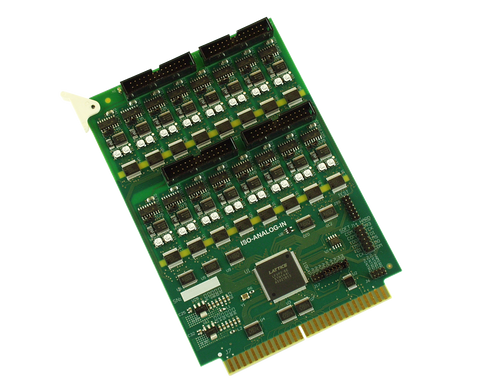 APIX DSP32-STD-4A replacement sporting 16 Isolated high resolution analog input channels