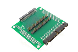 Highly Flexible Adapter Interface Module, 0.1 inch to/from 2mm connectors - Apex Embedded Systems LLC