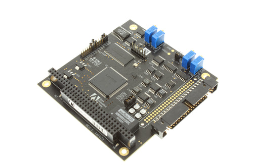 STX104 16-Bit Analog I/O COTS Module with One Million Sample FIFO - Apex Embedded Systems LLC