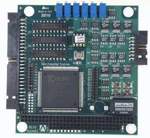Summit COTS PC/104 6-Channel 16-Bit Analog Output and 24-Channel Digital I/O Module - Apex Embedded Systems LLC