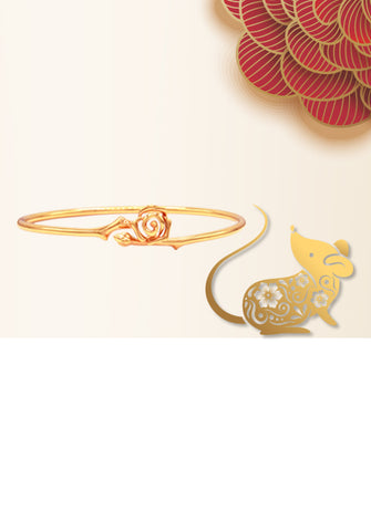 18K Gold Collection. Shine Bright In Stunning 18K Gold Necklaces, Bracelets and Rings