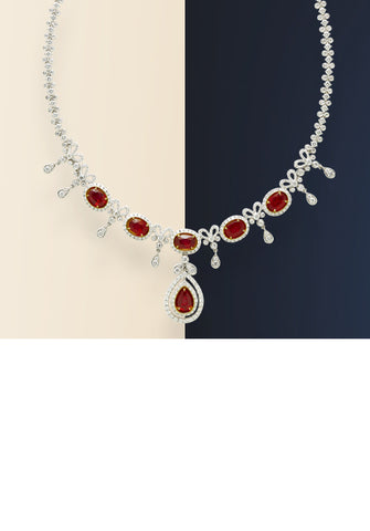 Gemstone Collection.  Captivating Colours in the Richest of Blues, Deepest of Greens and Brightest of Reds
