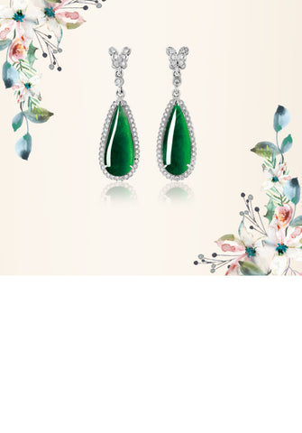 Earring Collection. Turn Heads in Beautiful Adornments