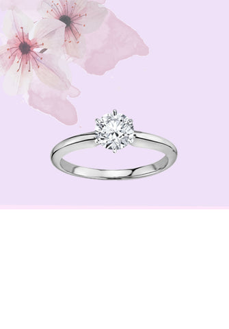 Engagement Rings Collection. Sparkling Promises For The Future