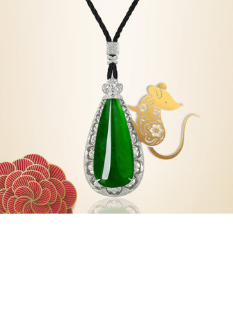 Jadeite Collection. An Imperial Legacy of Modern Cabochons and Handcrafted Carvings