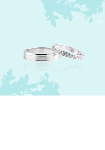 Wedding Bands Collection. Shining Symbols Of Everlasting Love
