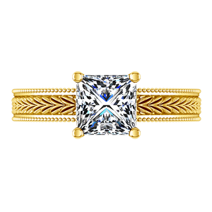 Solitaire Engagement Ring Rowan
