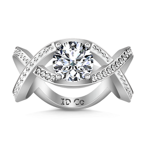 Solitaire Engagement Ring Solagne