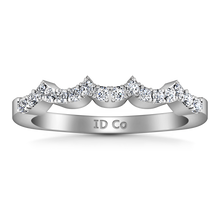 Load image into Gallery viewer, Diamond Wedding Band Chloe